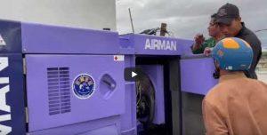 Bán máy phát điện tại Ninh Thuận