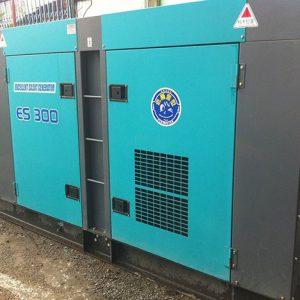 Máy phát điện cũ Denyo 300kva