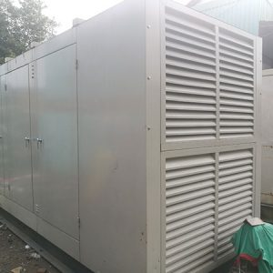 Máy phát điện cũ Komatsu 500kva
