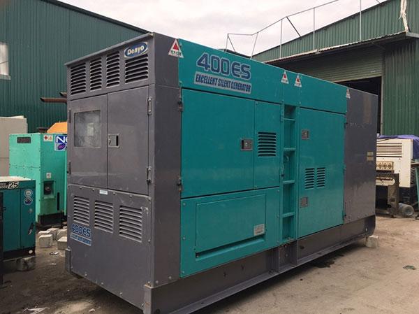 Máy phát điện cũ Mitsubishi 400kva